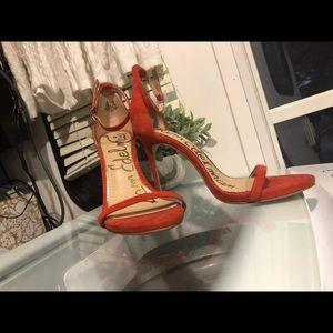 Sam Edelman Red Heels 👠